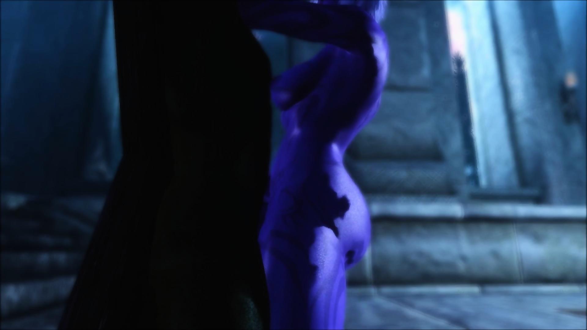 animation Monster fuck