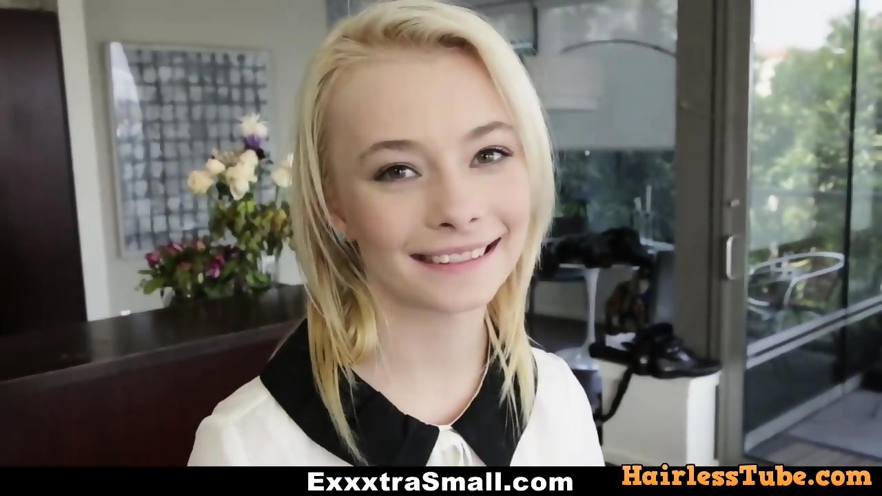 ExxxtraSmall - Tight, Tiny Maddy Rose Taking A Pounding