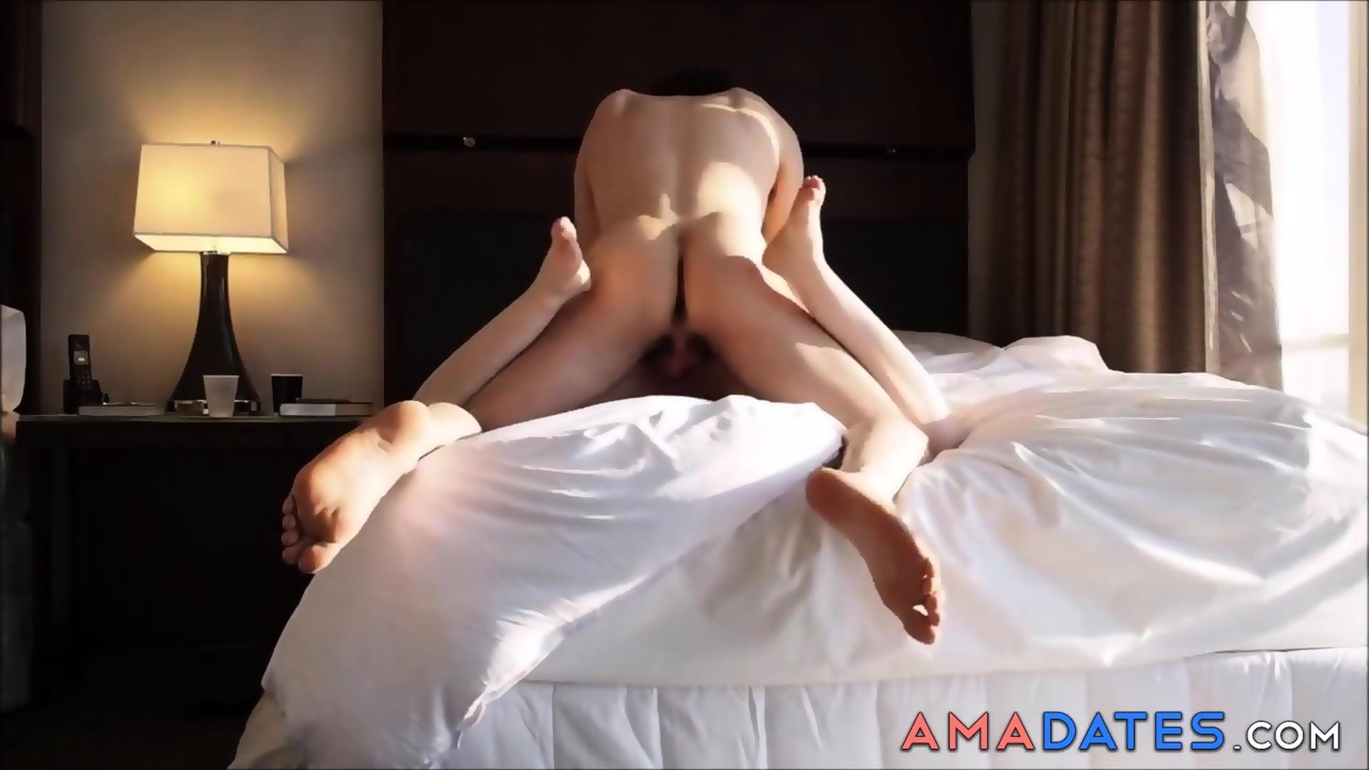 Hidden cam in hotel room