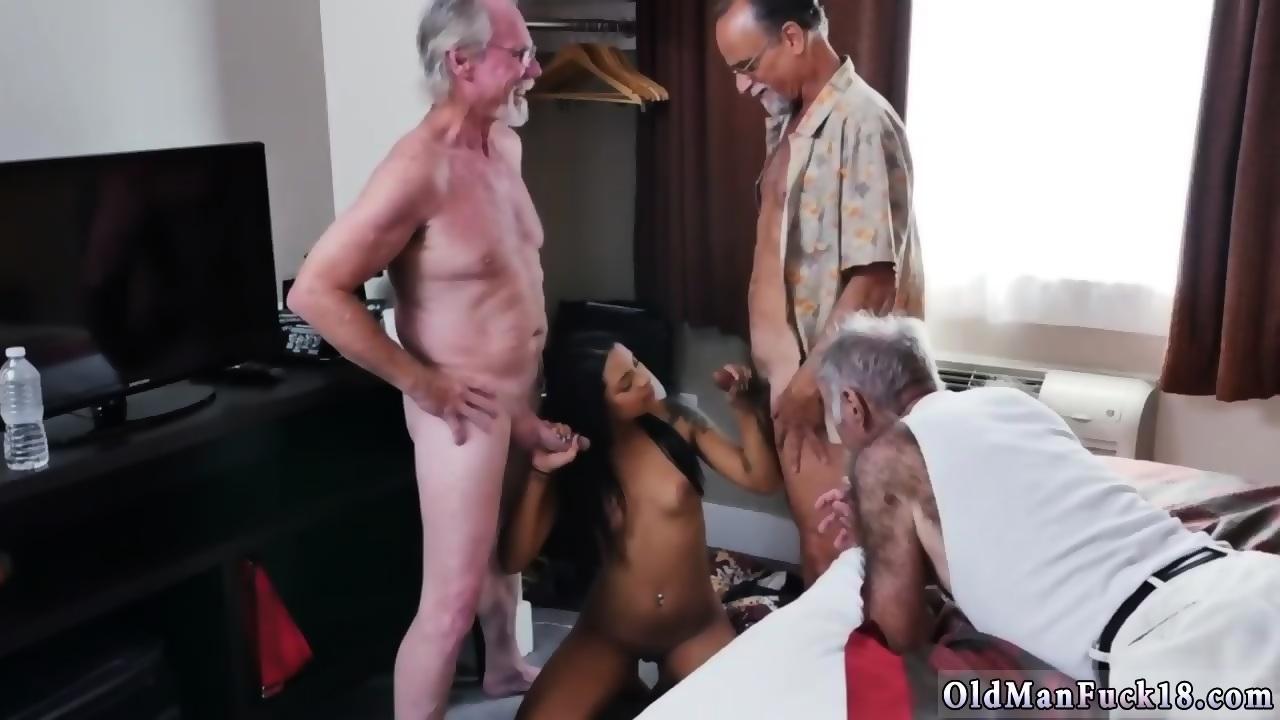 Pornstar cherokee fucks older man