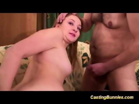 beautiful indian babe showed fellatio techniques