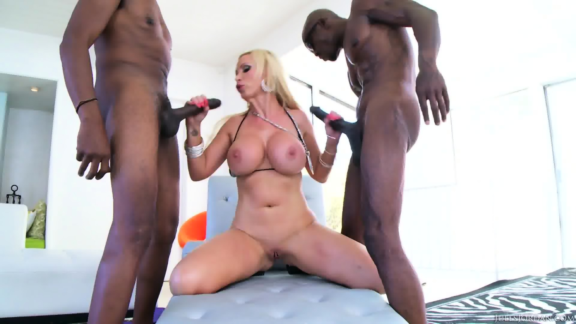 Black dick for a milf