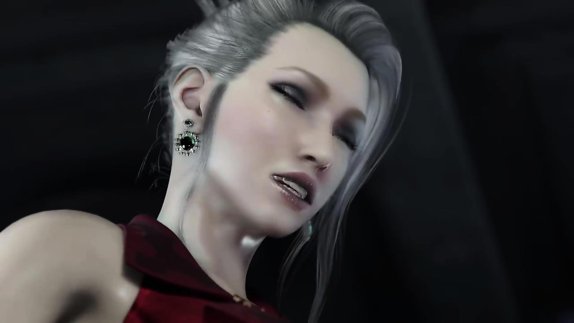 Final Fantasy Scarlet Femdom (Animation W/Sound) - EPORNER