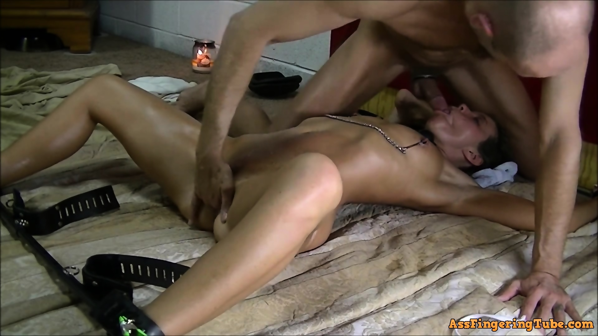 Mom Gets Fucked Step Son