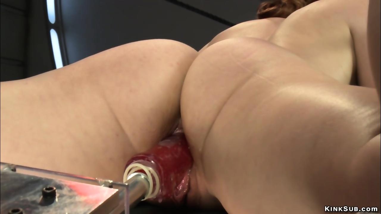 Fucked up penetration