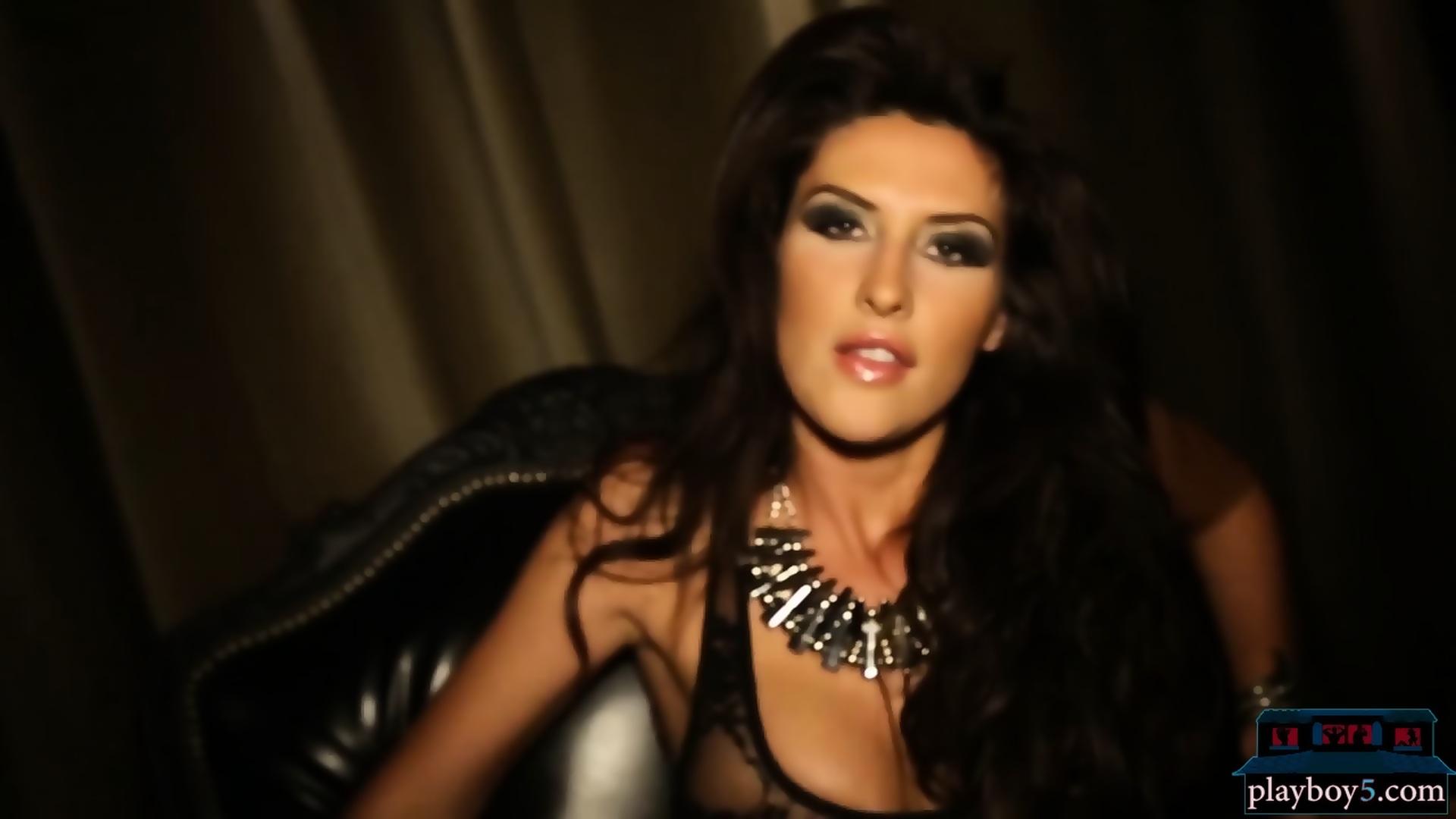 Miranda nicole big boobs Big Boobs Milf Model In Black Lingerie Miranda Nicole Nicole Black Eporner