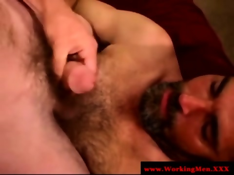 Straight Mature Bears First Time Gay Sucking