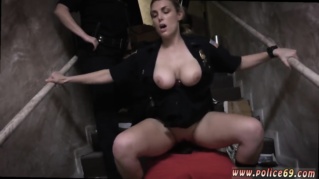 Blonde Milf Threesome Pov