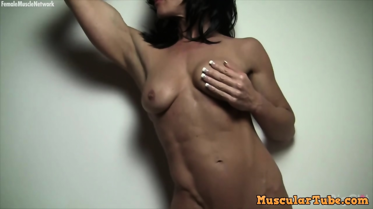 clit her pierced get muscle Female