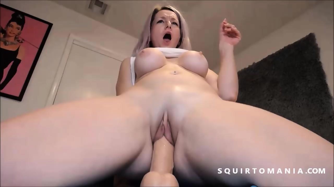 Big Tits Riding Mom Pov