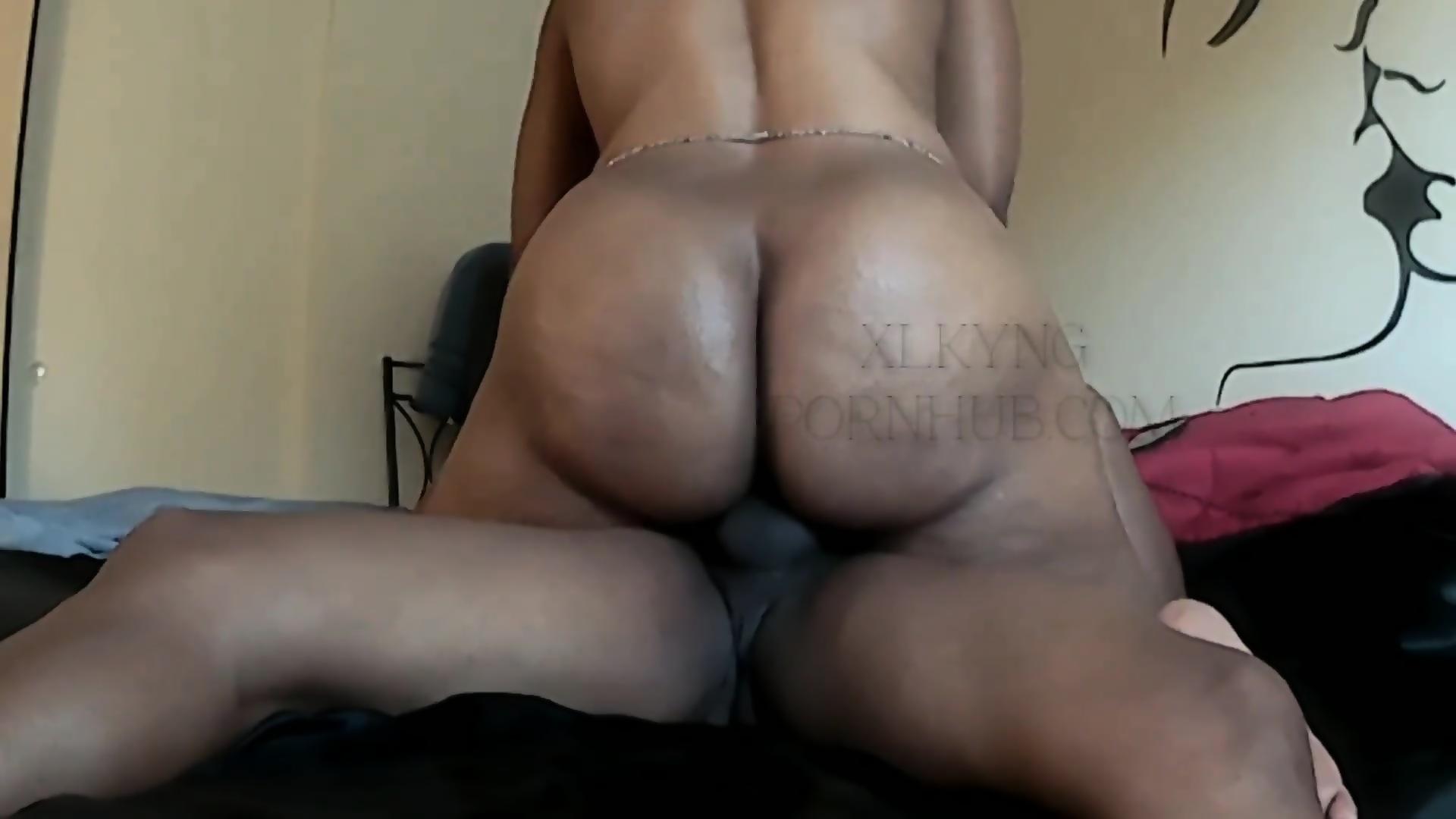 Big White Booty Anal Bbc