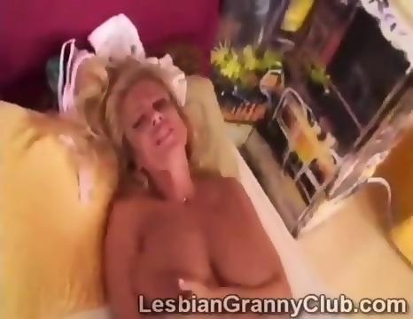 Grannie lesbiian sexi fuckin