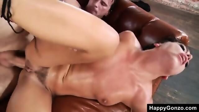 Adriana Chechik Threesome Pov