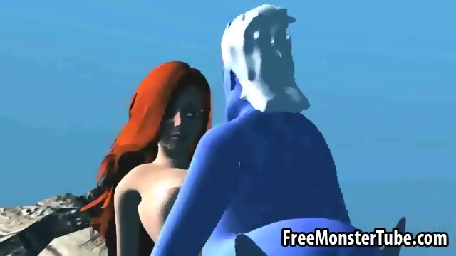 from Simon ursula little mermaid getting fucked