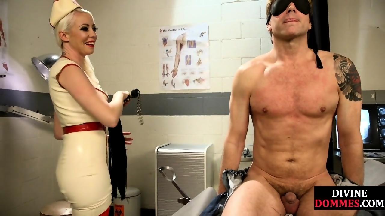 Pegging Nurse Video
