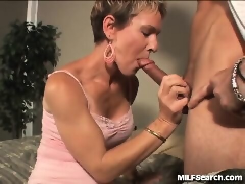 Milf picked up and banged