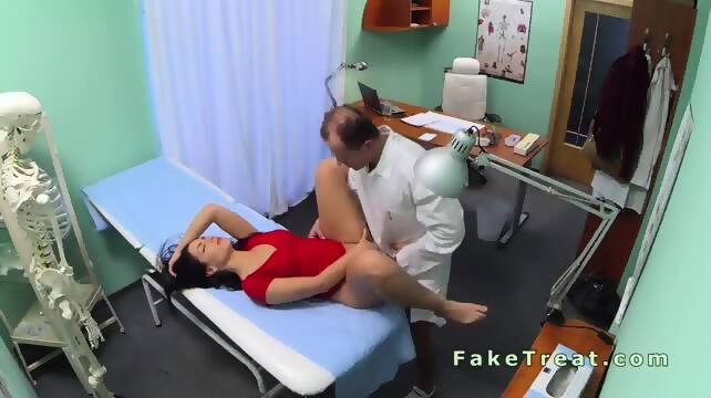 Love Nurse fucks patient