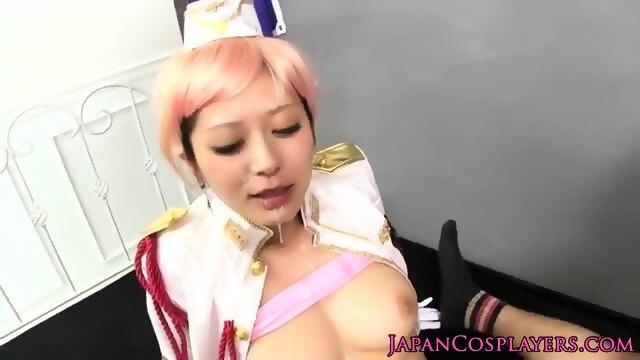 Cosplay idolpop sheryl nome being pussyrammed - 1 8