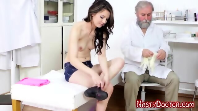 Dusty Old Pussy 8