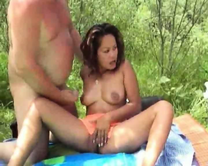 German Asia Porn