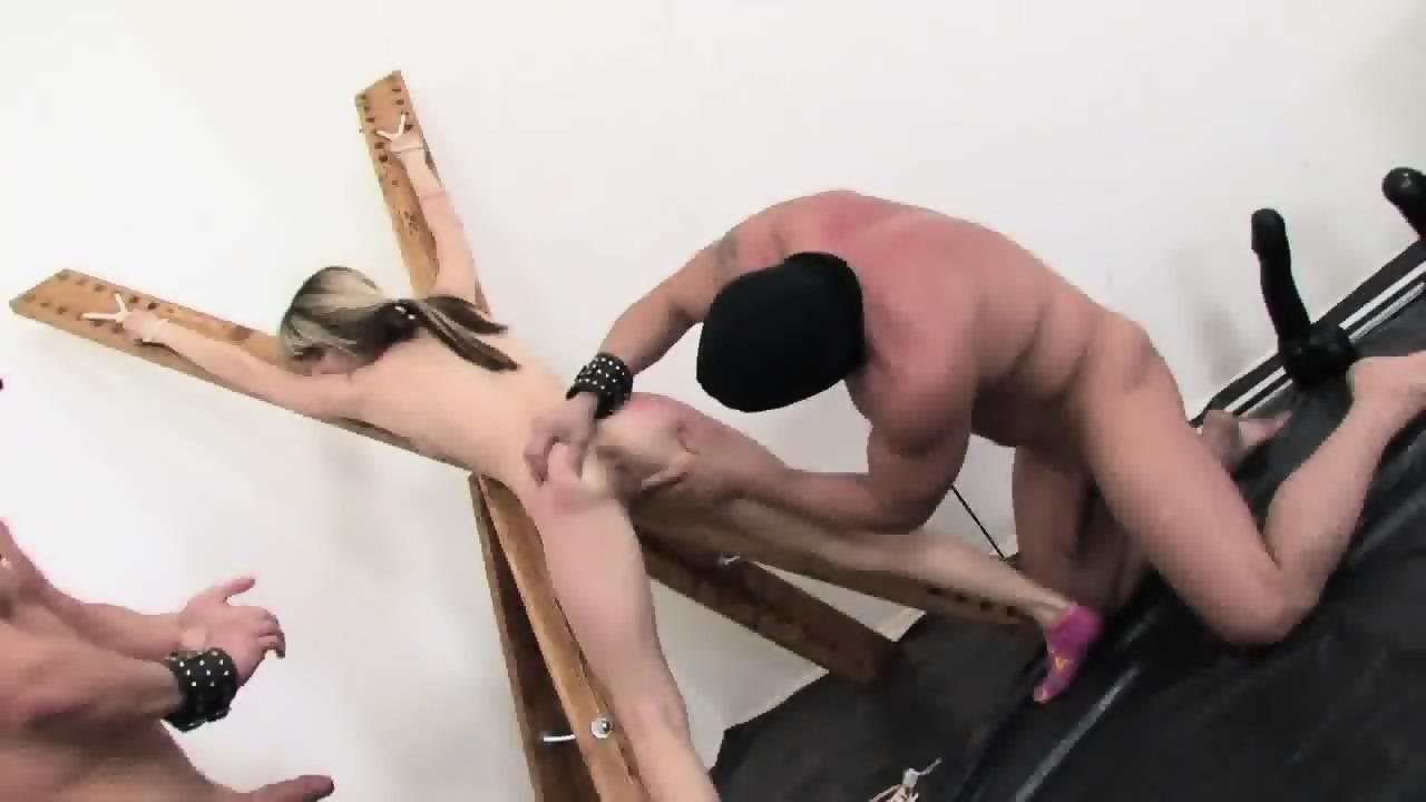 Bondage penetration