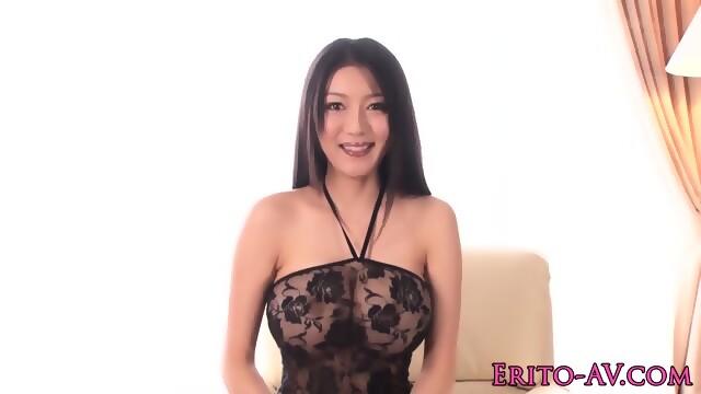 Nippon tiny schoolgirls cocksucking in trio 9