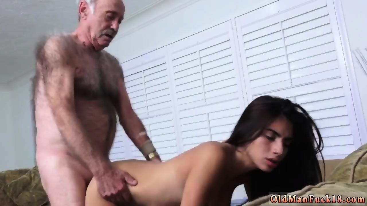 Hairy Dads Fucks Girl