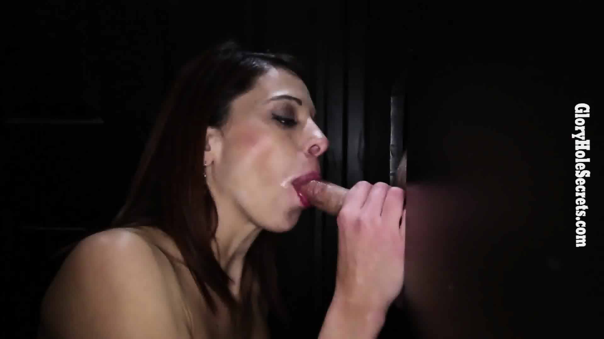 Amateur queen of the blowjob