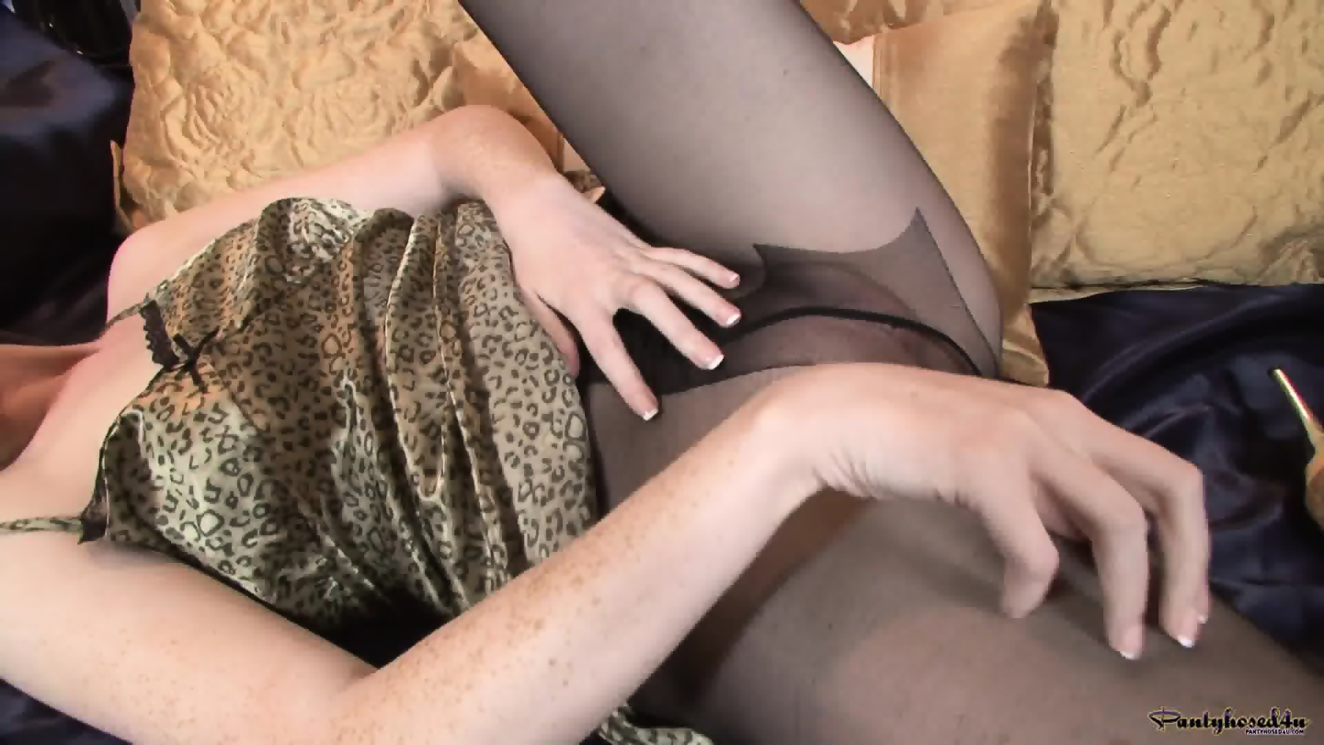 Mature pussy in pantyhose sorry, that