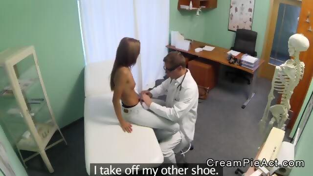 Nurse Fucks Patient Hospital