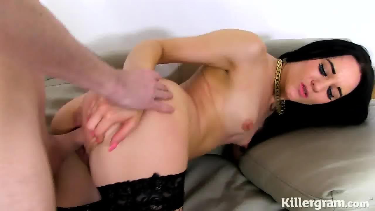 Pee hole insertions videos