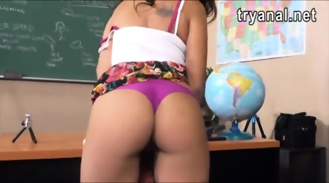 image Teen sophia torres analed by her teacher