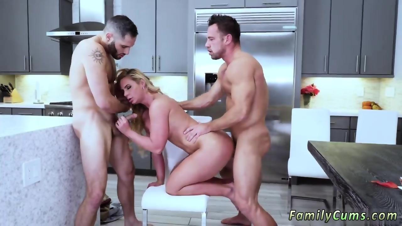 Hot Teen Threesome