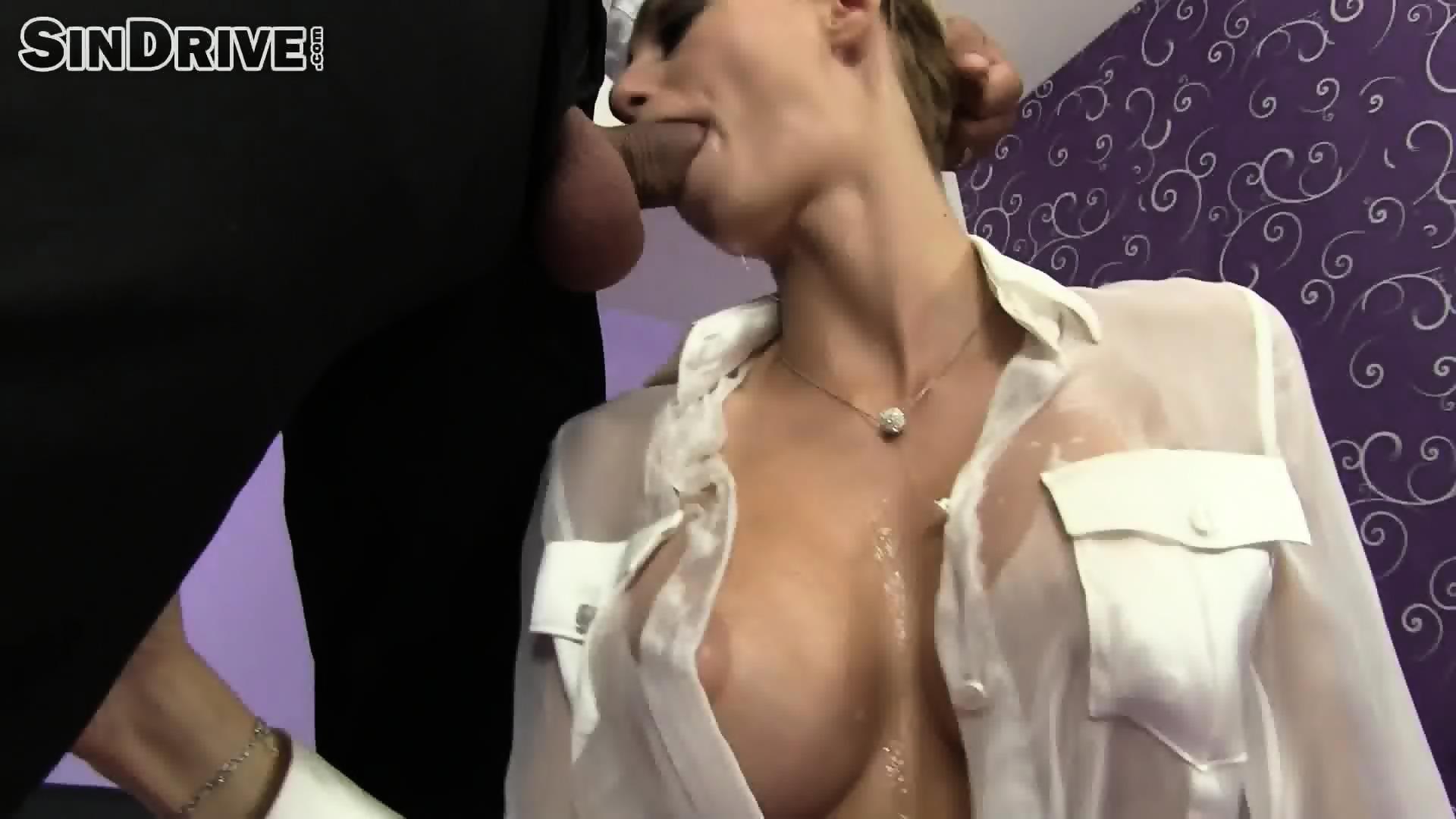 Elegant Babe With Cum On Her Round Tits Erica Fontes Eporner