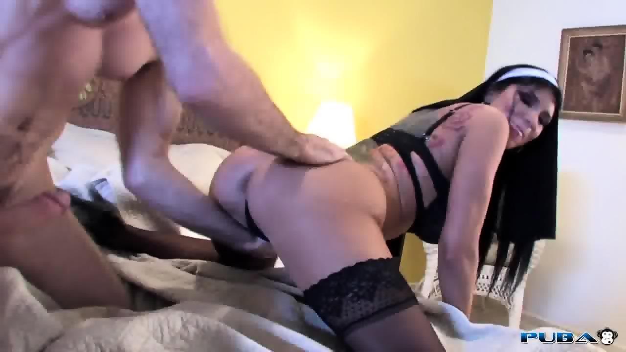 Nun anal sex yet