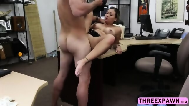 Cock cramming cum suckers