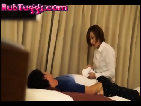 Asian Massage White Girl