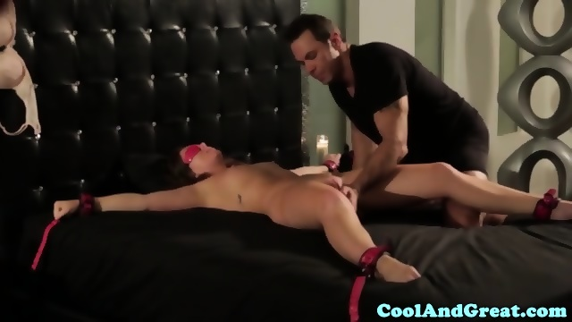 Nude sex with sex toys