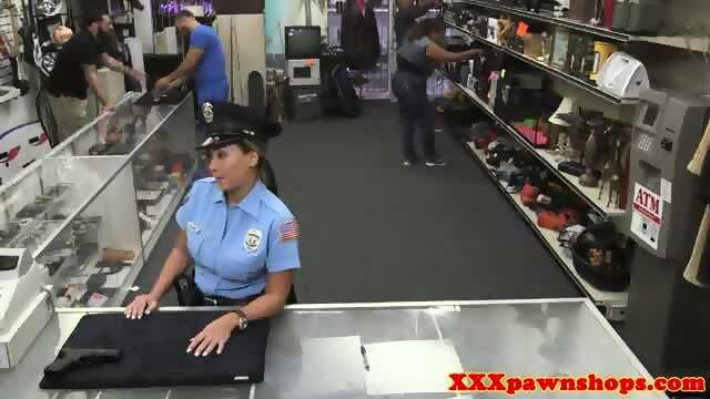 bigass cop