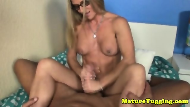 Pierced milf calls him a miracle worker 7