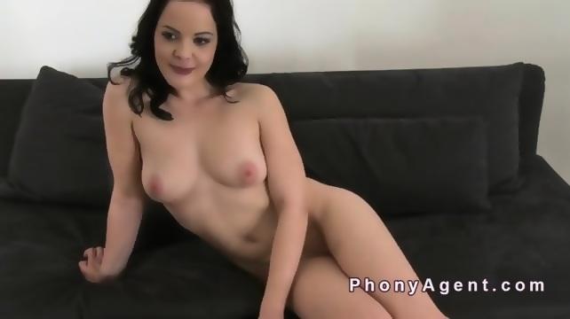 Casting sex fake agent