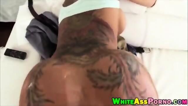 Julia bond black attack gangbang