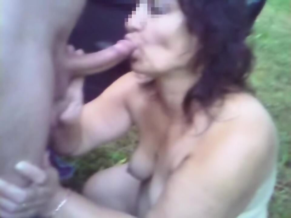 Drunk Wife Gives Blowjob