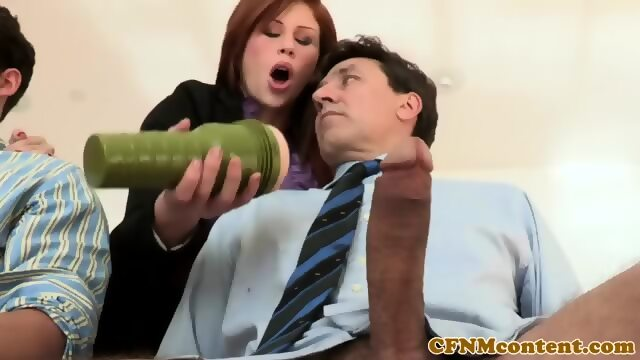 Pornstar tugs and toys