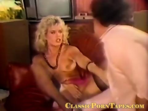 Classic vintage blonde porn