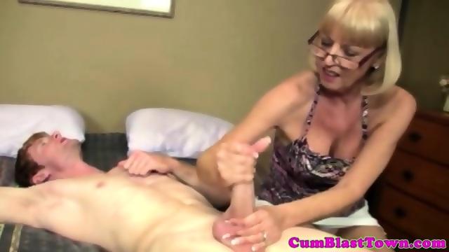 Hot threesome sex scene