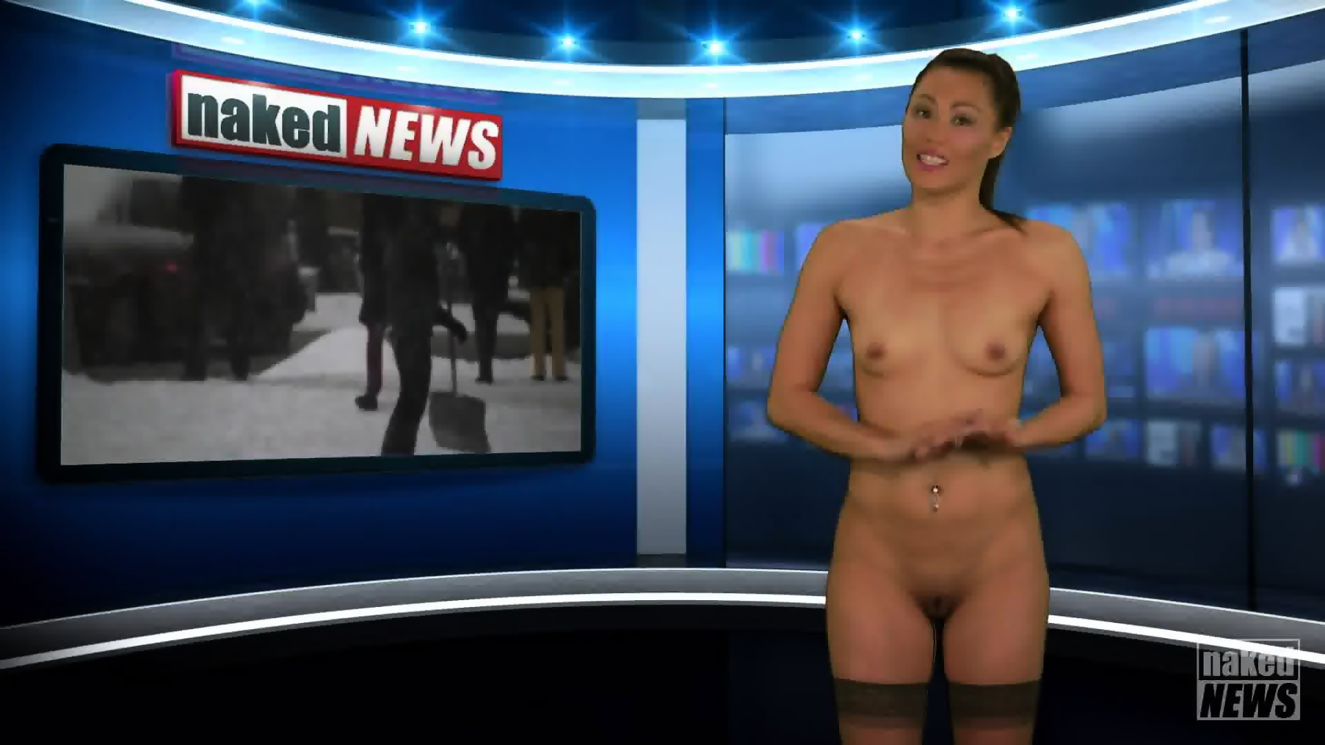 Tv presenter lala naked porn