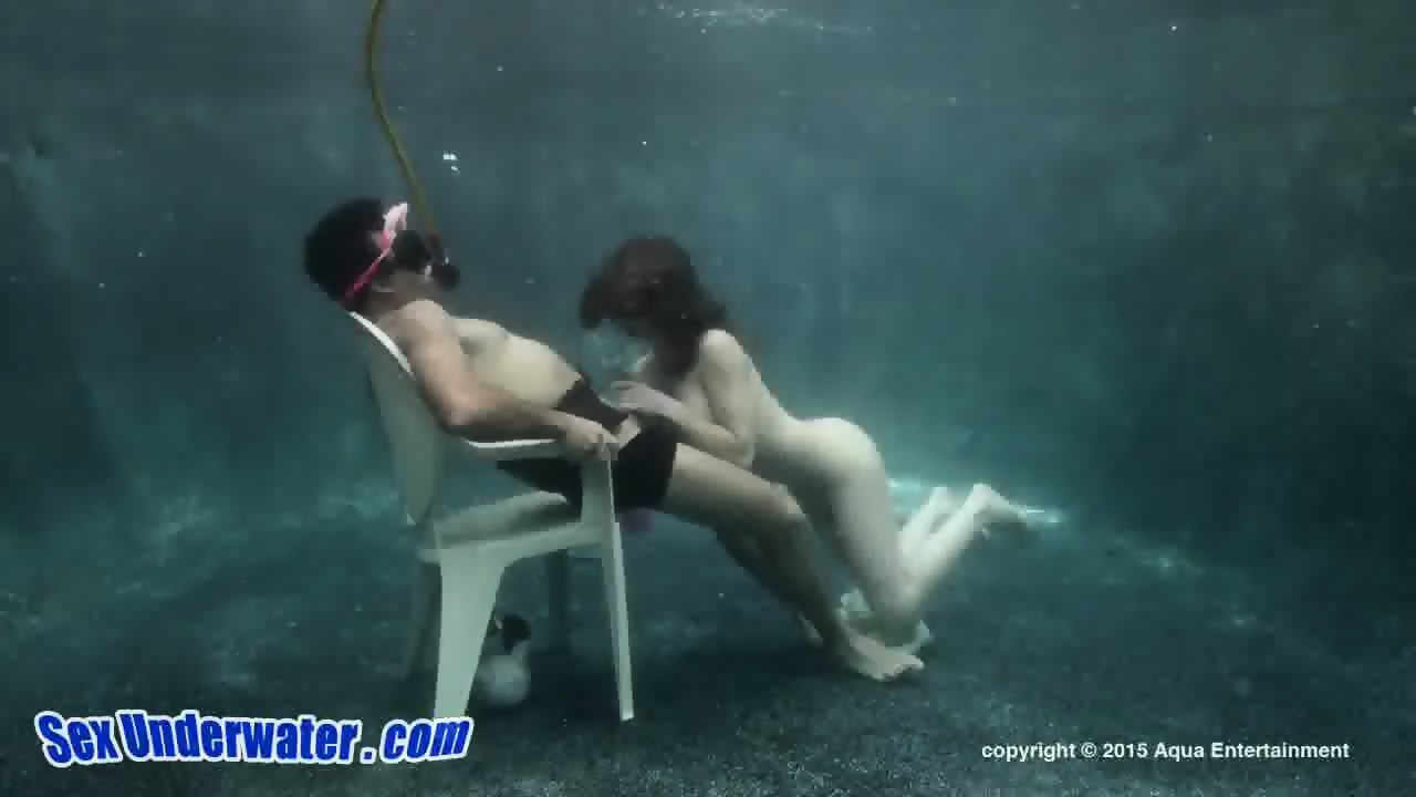 Underwater blowjob tube are