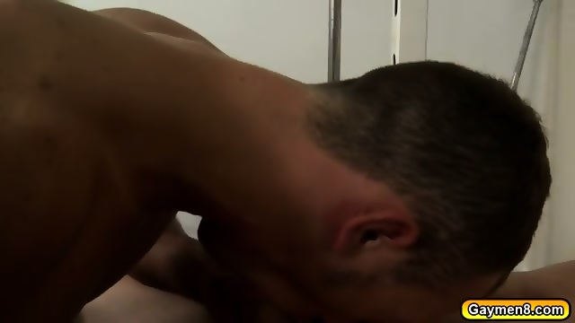 Twinks at the gym goes anal fucking