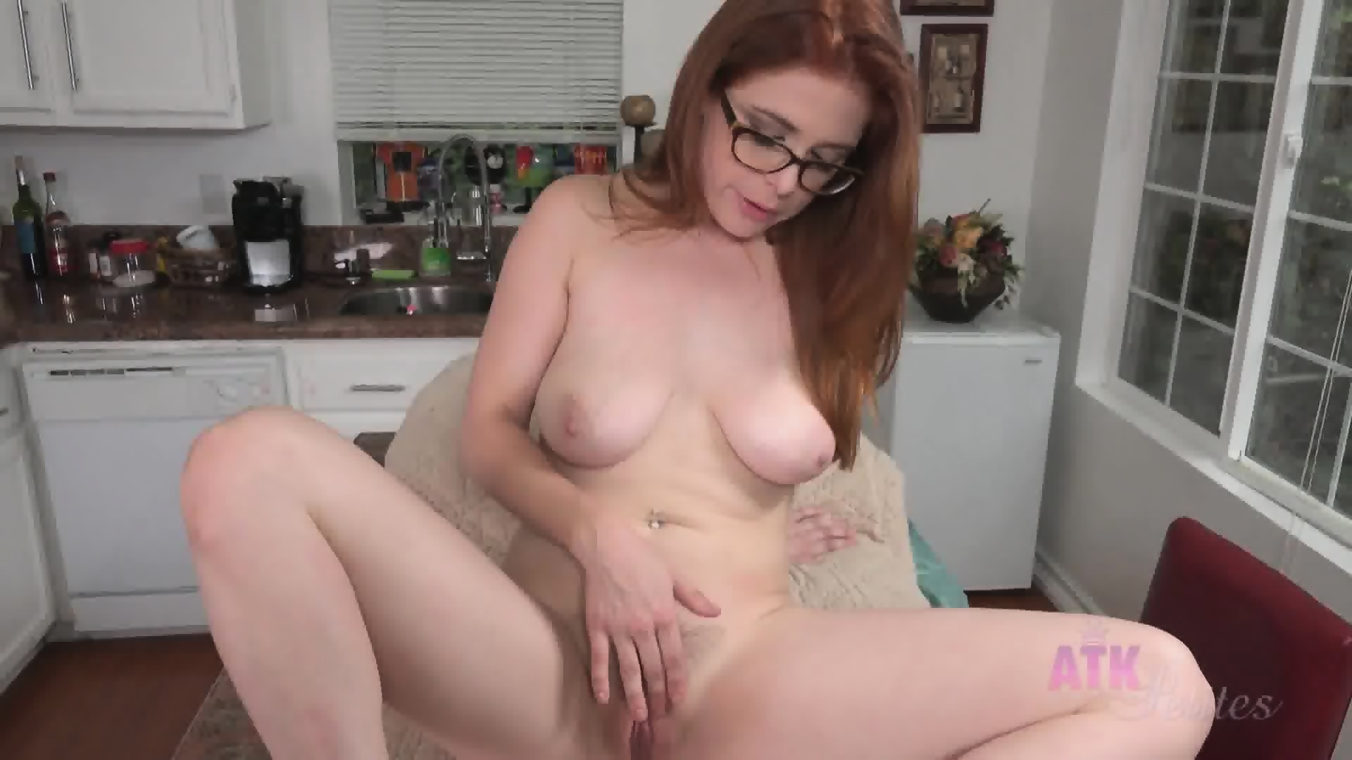 Redheads in glasses xxx